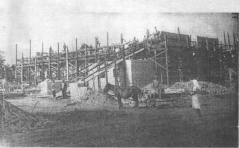Строительство Покровской средней школы